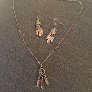 Tribal Jewelry Set